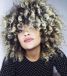 Colormix Shaggy Medium Afro Curly Synthetic Wig
