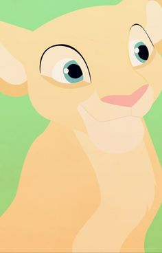 """Nala from """"The Lion King"""" iPhone background by PetiteTiaras"""