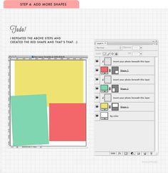 Post layout templates tutorial in photoshop Photoshop Help, Photoshop Design, Photoshop Tutorial, Create Your Own Blog, Creating A Blog, Blog Design, Web Design, Graphic Design, Layout Template