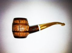 This is from a pipe maker in Meridian, Idaho. Gordon Bilchick. Check out his FB page. Look for https://www.facebook.com/MakerOfPipes?ref=br_tf