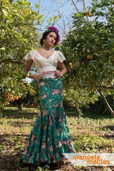 spanish style homes bradenton fl Spanish Style Weddings, Spanish Style Decor, Spanish Style Homes, Unique Fashion, Boho Fashion, Vestido Charro, Flamenco Costume, Flamenco Dresses, Baby Dress Design