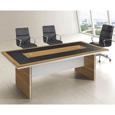 Jonson Boardroom Office Table - Honey