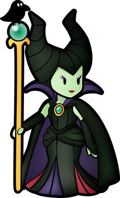 Paper Maleficent by ~Decapitated-Kittens on deviantART