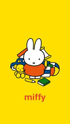 ミッフィーとおもちゃ[スマホ壁紙] iPhone and Android Smartphone Wallpaper… Character And Setting, Japanese Poster, Miffy, Animal Posters, Children Images, Love Pictures, Drawing For Kids, Pattern Wallpaper, Cartoon Characters
