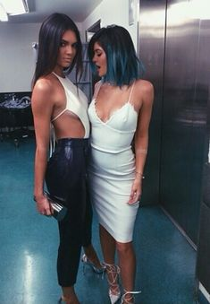 Kendall and Kylie ~<sexy stylish sisters>~