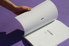 Futura와 Gill Sans 서체 비교 / 편집디자인 - 브랜딩/편집