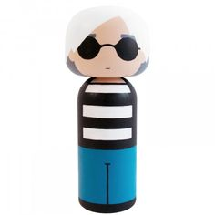 Kokeshi Puppe Andy, Lucie Kaas