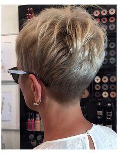 Haircuts For Fine Hair, Short Pixie Haircuts, Cute Hairstyles For Short Hair, Short Hair Styles, Pixie Haircut Fine Hair, Short Hairstyles For Thin Hair, Hairstyles 2016, Fine Hair Pixie Cut, Curly Hairstyles