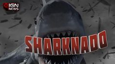 Sharknado: The Video Game Announced - IGN