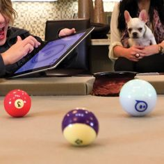 This Sphero Robotic Ball looks great fun #Geek