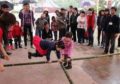 Folk games at Hanoi's museum