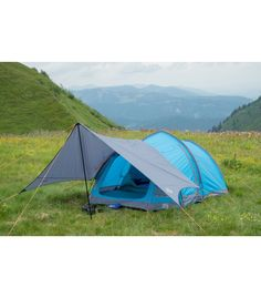 The Adventure Tarp is versatile and can be easily attached to the front of a tent, combined with walking poles/King Poles or used as a stand alone shelter. Fits perfectly with a selection of our Adventure Tents along with the Berkeley 400 and Berkeley 500 More >>