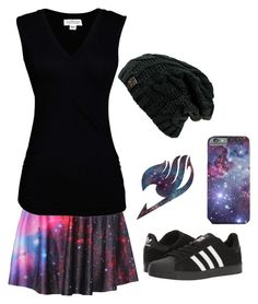 """Gracie Rose 7"" by pokemonfan701 on Polyvore featuring adidas and Velvet by Graham & Spencer"