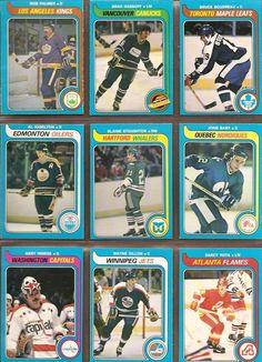 352-360 Rob Palmer, Brad Gassoff, Bruce Boudreau, Al Hamilton, Blaine Stoughton, John Baby, Gary Inness, Wayne Dillon, Darcy Rota