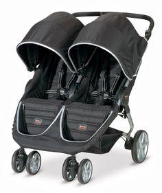 Baby Jogger Baby City Mini Double Stroller Black Double