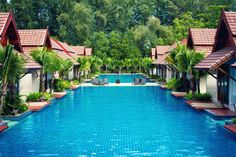 beach hotel Nai Yang Beach Hotel: Phuket, T - hotel Thailand Honeymoon, Thailand Travel, Asia Travel, Beach Hotels, Beach Resorts, Hotels And Resorts, Top Hotels, Vacation Destinations, Dream Vacations
