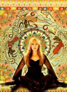Superb The Ojays Snow And Stevie Nicks On Pinterest Short Hairstyles Gunalazisus