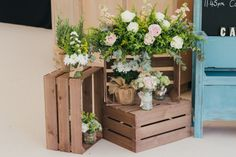 a rustic, pretty pastel spring wedding | uk wedding blog