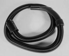 Tubo flessibile nero ricambi originali per aspirapolveri Necchi.