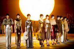 Marc Jacobs Fall 2013 Ready-to-Wear backstage via Vogue