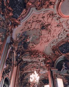 Image about beautiful in baroque architecture by efflorescence Baroque Architecture, Wallpaper Architecture, Beautiful Architecture, Beautiful Buildings, Beautiful Places, Pavilion Architecture, Japanese Architecture, Sustainable Architecture, Residential Architecture