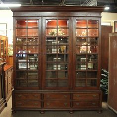 Heritage Bookcase | StillGoode Consignments