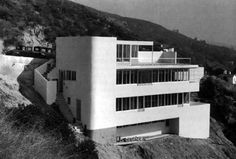Kun House by Neutra ~ Julius Shulman