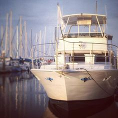 """39 Likes, 2 Comments - Tampa Bay Yacht Charter (@tbyachtcharter) on Instagram: """"The calm before the storm ⛈"""""""