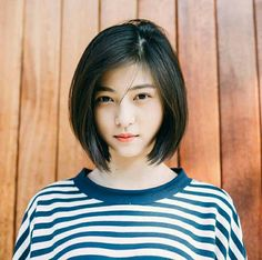 Beautiful Asian Girl Part 46 - Visit to See Ulzzang Short Hair, Asian Short Hair, Girl Short Hair, Short Hair Cuts, Korean Short Hairstyle, Permed Hairstyles, Modern Hairstyles, Girl Hairstyles, Short Hair Images