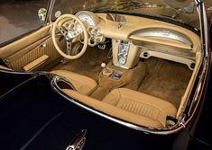 1962 Corvette, Chevrolet Corvette, Chevy, Modern Tech, Modern Luxury, Custom Carpet, Limited Slip Differential, Corvettes, Corvette