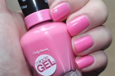 Sally Hansen – miracle gel shock wave | a beauty day