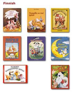 Kirjoja suomeksi  Children's Books Forever