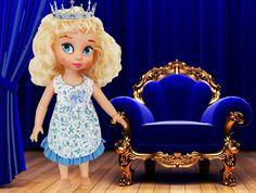 Disney Animator doll clothes /  Disney princess by kkdesignerdolls