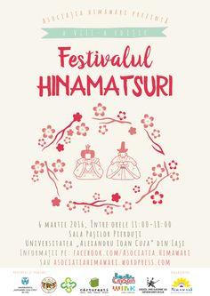 Festivalul Hinamatsuri – ediția a VIII-a – Movies, Movie Posters, Films, Film Poster, Cinema, Movie, Film, Movie Quotes, Movie Theater