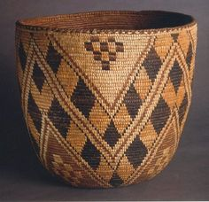 An 1890 basket made from cedar root, bear grass and horsetail root  | Photograph by: Allan and Gloria Lobb Collection , Handout EXHIBIT What: Sabadeb  The Gifts: Pacific Coast Salish Arts and Artists Where: Royal British Columbia Museum, 675 Belleville St. When: Continues until March 8, 2010 (via  Exhibit weaves tapestry of culture lost and found)