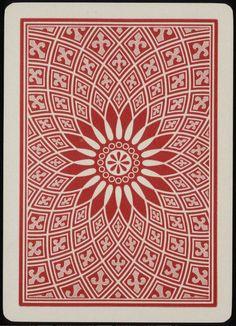 ALADDIN 1004 PLAYING CARDS, USA 1935