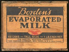 Evaporated Milk's Connecticut Connection – Who Knew? …that in 1856 businessman Gail Borden Jr. opened the first commercial milk condensery at Wolcottville (now Torrington). - See more at: http://connecticuthistory.org/evaporated-milks-connecticut-connection-who-knew/