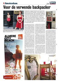 Newspaper De Spits, June 2011