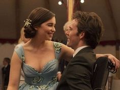 Emilia Clarke And Sam Claflin Star In Quaint New Trailer For Me.: Emilia Clarke And Sam Claflin Star In Quaint New Trailer… Me Before You Quotes, Me Before You 2016, Watch Me Before You, Sam Claflin, Emilia Clarke, Sad Movies, Great Movies, Movie Tv, Movie Songs