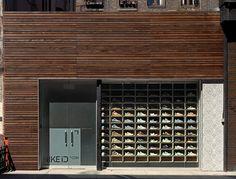 Lynch Eisinger - Nike ID Store NYC | via fiusoa