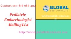 Pediatric Endocrinologists Database from healthcare mailing can be used to market cutting-edge medical and diagnostic equipment, pharmace. Pediatrics, Health Care, Medical, Chart, Health, Active Ingredient