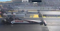 Steve Torrence Wins Top Fuel Final at Sonoma | 2017 NHRA DRAG RACING | FOX Sports