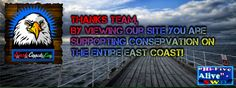 #SUPPORT #CONSERVATION #EASTCOAST #swd 'What Is Happening In Conservation? -  One Click Away -http://eastcoasteco.webs.com/