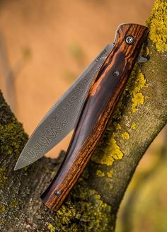 Lovász knives folder