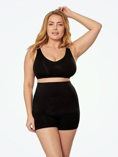 Empetua™ All Day Every Day High-Waisted Shaper Boyshort