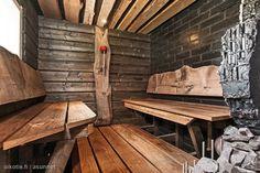 Sauna – so nice