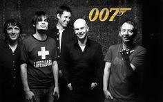 ¿Será Radiohead quien haga el tema para James Bond Spectre?