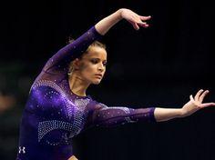 I got: Alicia Sacramone! Who Is Your Gymnastics Style Twin?-Ginny