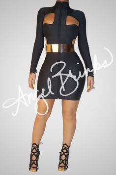 Valentina (Jet Black)   Shop Angel Brinks on Angel Brinks