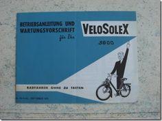 VeloSolex 3800 - UserGuide 1970